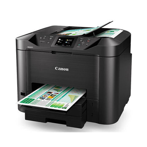 Canon MB5460 MAXIFY Multifunction Inkjet Printer